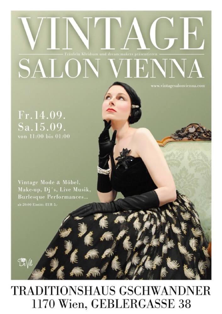 Vintage Salon Vienna 1