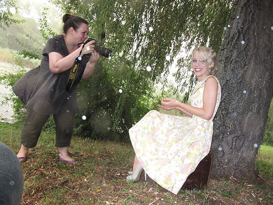 making of, behind the scenes, shoot, wien, fotografie