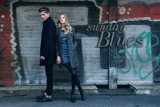 fashion, fotografie, wien, ursula schmitz, teresa strohdorfer, benjamin benedek, stellamodels, naschmarkt, blau, melancholie, mods, retro