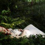 Die glamouröse Waldymphe