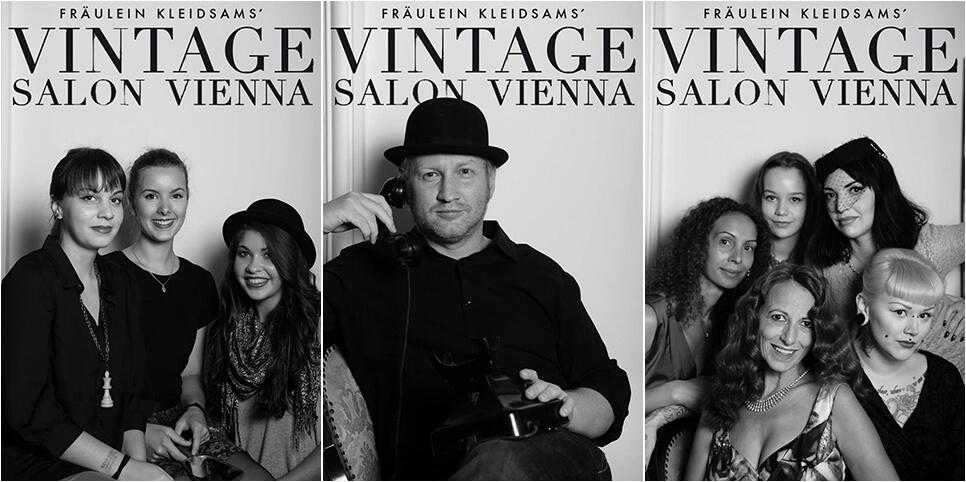 vintage salon vienna, portrait, fotografie, wien