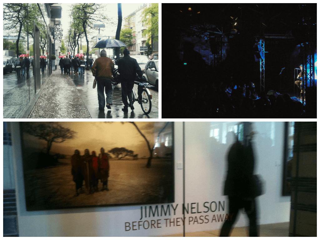 berlin, deutschland, regen, musik, wabe, nevio, jimmy nelson, gallery, cwc,