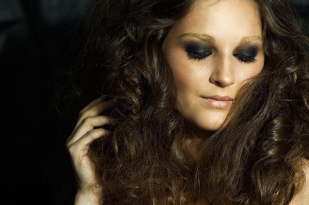 beauty, make up, sommer, 2014, mist stockholm // austria, wien, looks, gold, glitzer, schwarz, manon krulis