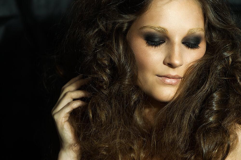 beauty, make up, sommer, 2014, mist stockholm // austria, wien, looks, gold, glitzer, schwarz, manon krulis