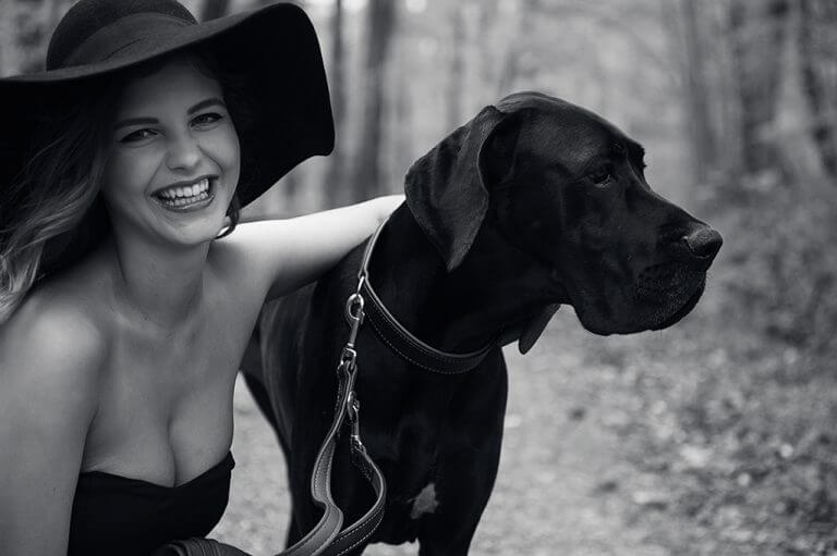 teresa kodolitsch, dogge, shoot, ursula schmitz, smile, cute