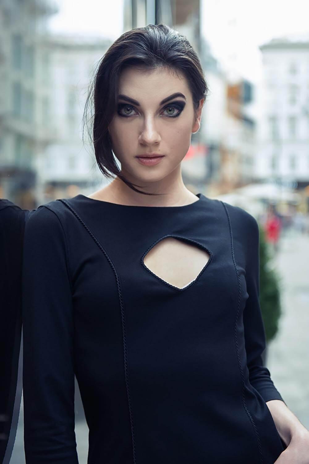 sophia grabner, Schauspiel, portrait, fotografie, ursula schmitz, ferman ab, Wien, classic hollywood,