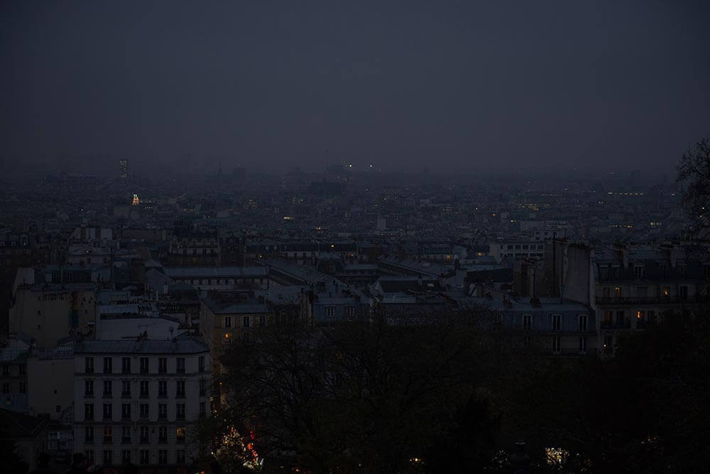 paris, france, city, ursula schmitz, winter, night