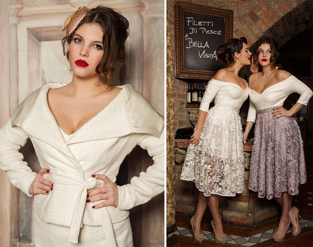 roman holiday, vintage, fashion, vienna, spring summer 2015, irina hofer, teresa kodolitsch, manon krulis, fashion