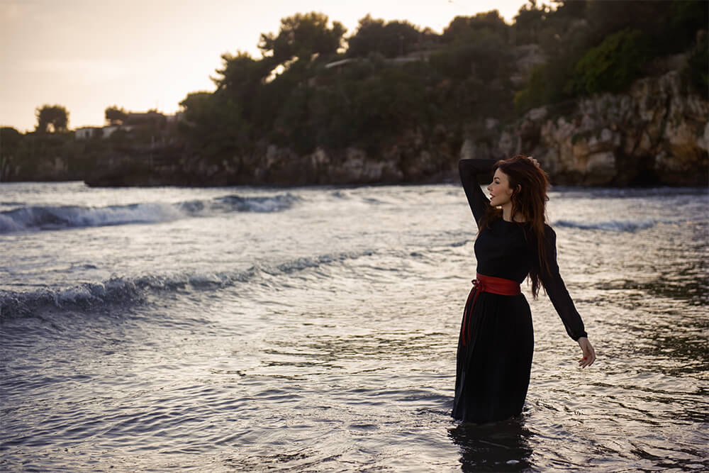 italy, gaeta, naples, ocean, sea, mare, blue, portrait, destination photography, ursula schmitz, beauty, sunset, calm