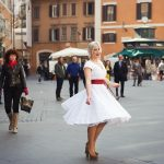 Roman Holiday in Rome