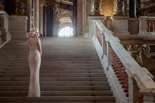 irina hofer, fashion, portrait, ursula schmitz, kunsthistorisches museum, wien, austria, beauty, simply gorgeous, bombshell, blonde, marilyn monroe, fotografie, wien