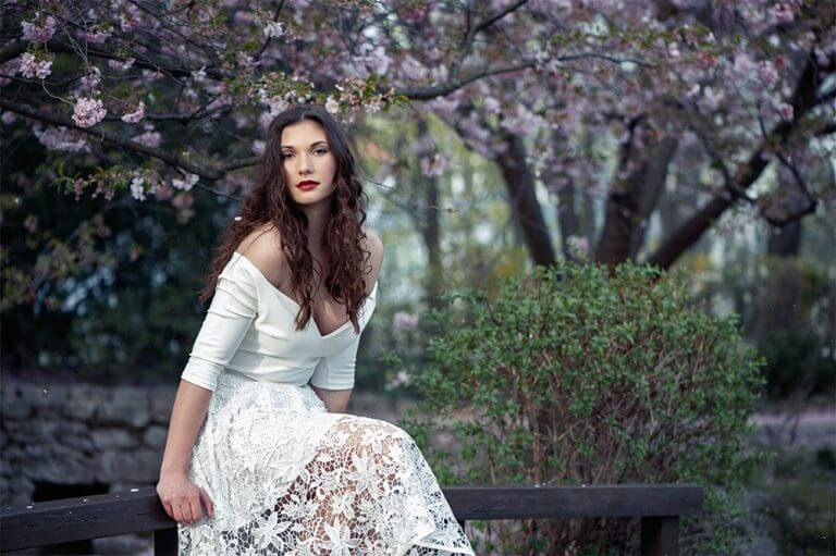 glam the dress, bride, wedding, special, irina hofer, sakura, cherry, blossom, vienna, destination photography, portrait, ursula schmitz, yourPortrait