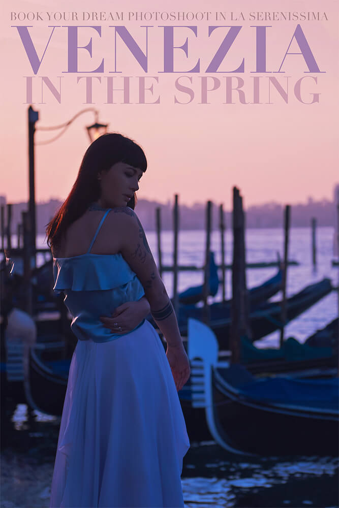 venezia, italia, ursula schmitz, destination photography, portrait, dream photoshoot, spring
