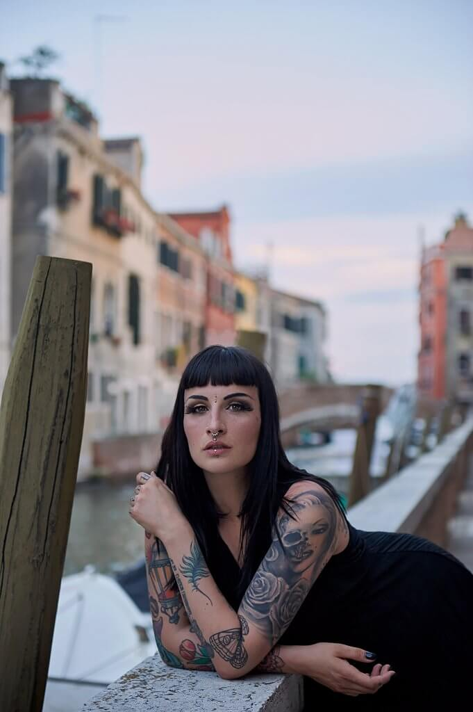 venice, italy, sunset, punta della dogana, portrait photography, destination, ursula schmitz, portrait, portraiture