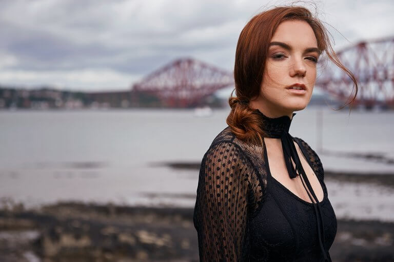 scotland, south queensferry, uk, destination photography, portrait photography, ursula schmitz, beauty,