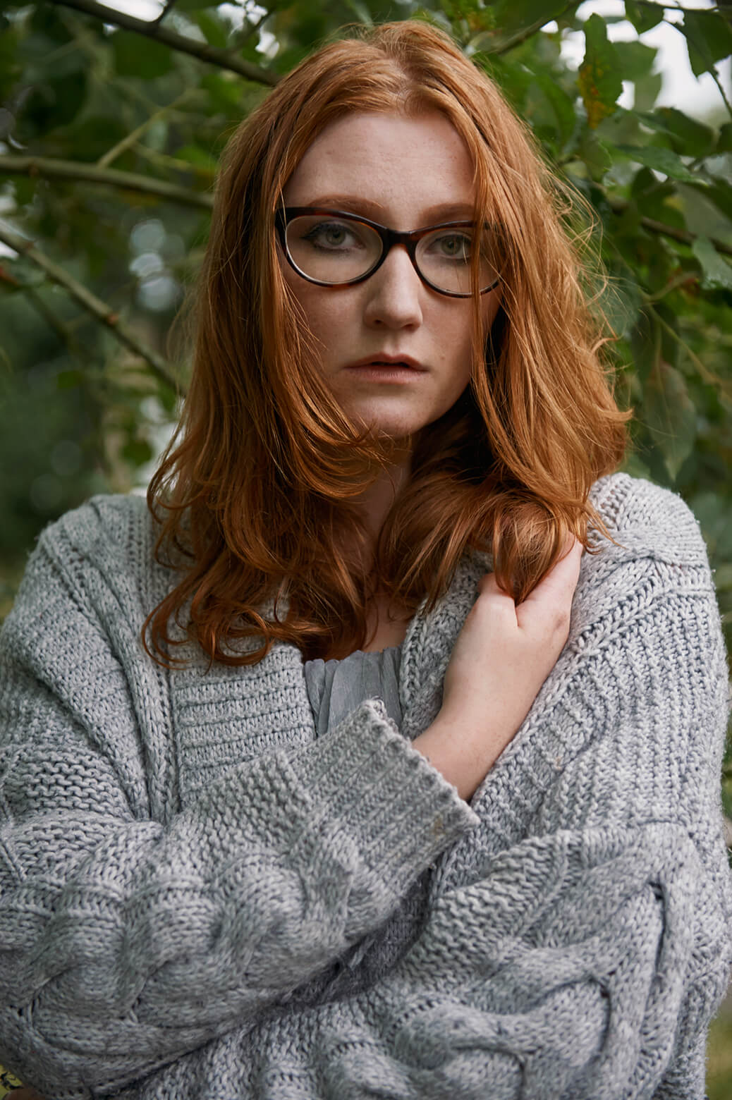 ursula schmitz, portrait, fotografie, destination, england, cumbria, ullswater, lae district, beauty, photography, red head, freckles, mom, mother