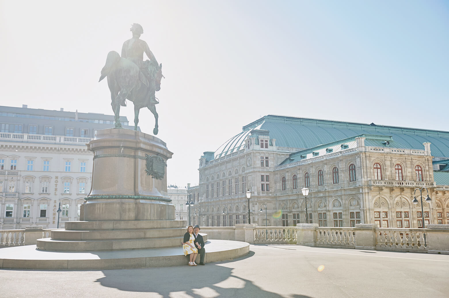 Destination portrait photography in Vienna, Austria by Ursula Schmitz
